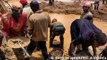 La Brigade de répression des infractions au code minier a détruit plusieurs sites d'orpaillage clandestin l'an dernier dans les régions de Gbêkê et du Hambol.(Photo illustratif)