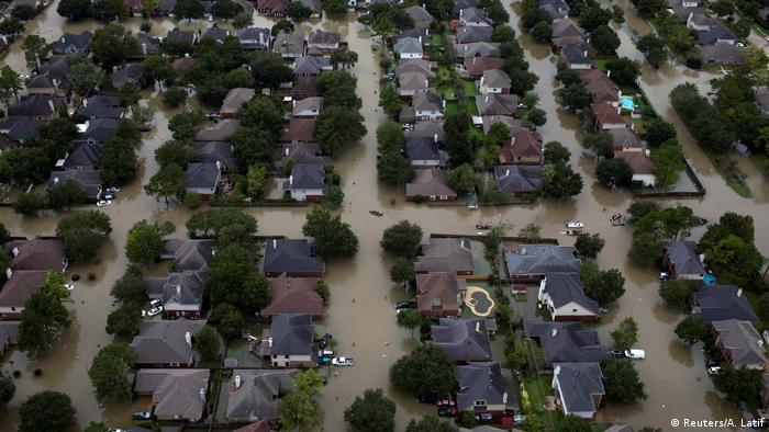 USA Hurrikan Harvey Texas (Reuters/A. Latif)