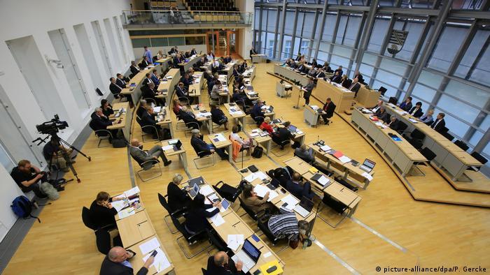 Deutschland Landtag Sachsen-Anhalt