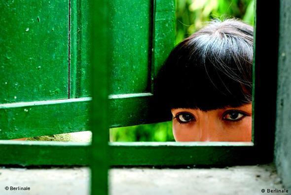 Filmszene aus dem Film La teta asustada von Claudia Llosa