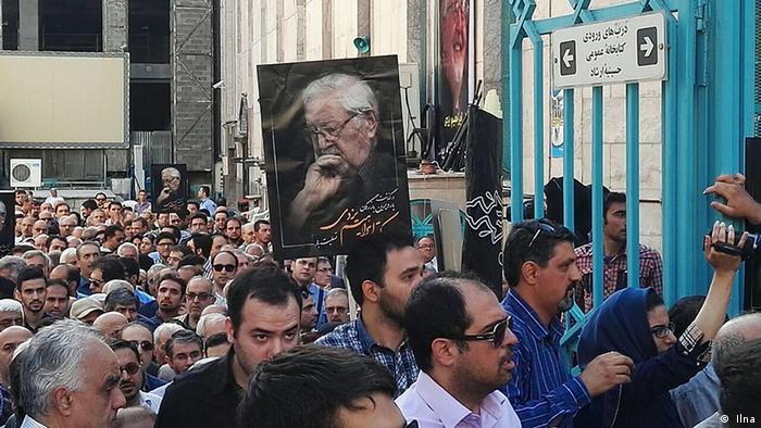 Iran Beisetzung Politiker Ibrahim Yazdi