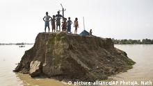 Indien | Überflutungen in Assam