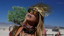 Bildergalerie Burning Man Festival in Nevada