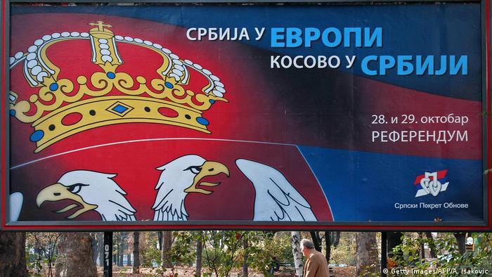 Serbien Abstimmung Verfassung