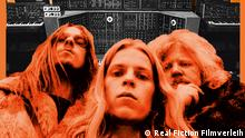 Plakat Revolution of Sound. Tangerine Dream