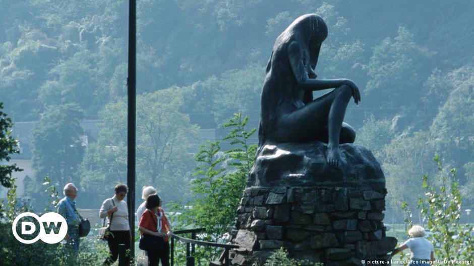 Rheinromantik: die Loreley