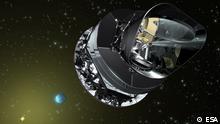 Astronomie Doppelmission Herschel / Planck