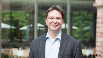 Dr. Michael Blume, Religionswissenschaftler