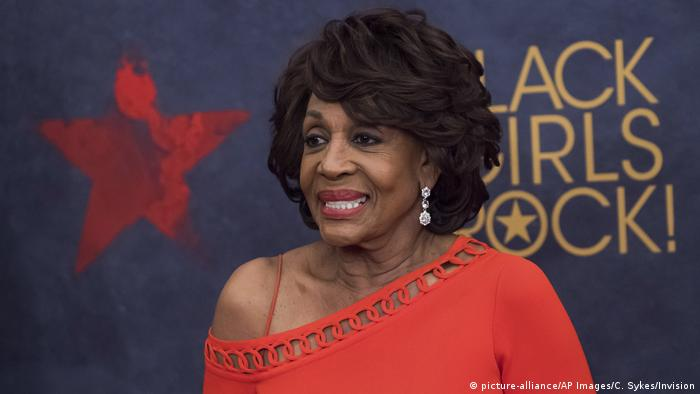 Maxine Waters (picture-alliance/AP Images/C. Sykes/Invision)