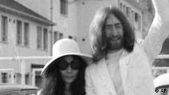 Hochzeit von John Lennon und Yoko Ono