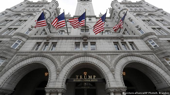 Old Post Office Building in Washington DC (picture-alliance/AP Photo/A. Brandon)