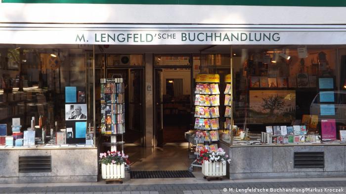 Deutscher Buchhandlungspreis 2017 | M. Lengfeld'sche Buchhandlung