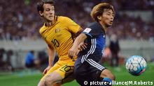 WM-Qualifikationsspiel - Japan - Australien