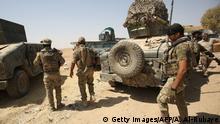 Irak Stadt Tal Afar von IS befreit