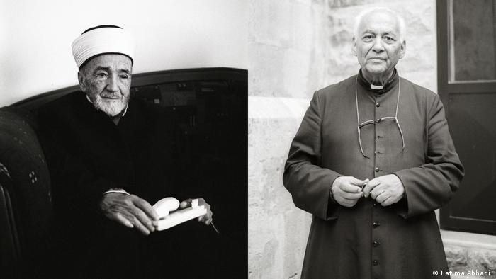 Two religious leaders