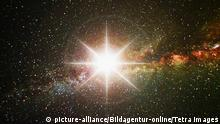 The Milky Way at night (picture-alliance/Bildagentur-online/Tetra Images)