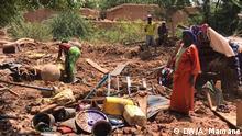 Überschwemmungen in Niger DW, Mahamadou Abdoulkarim