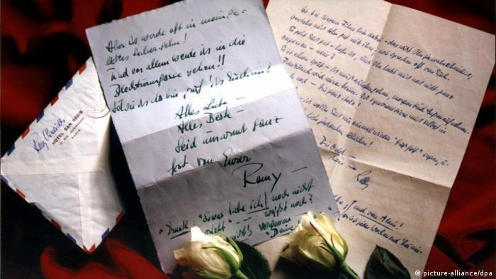 Briefe Mit Dem Ipad Schreiben : Mit herzblut briefe schreiben lebensart dw
