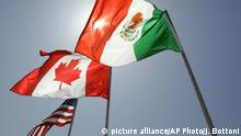 NAFTA (picture alliance/AP Photo/J. Bottoni)