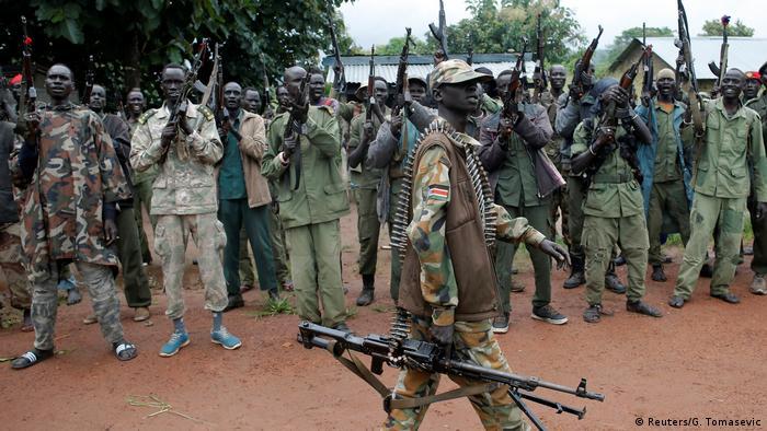 South Sudan: Rebels say 'no shortcut to peace' following meeting with President Salva Kiir