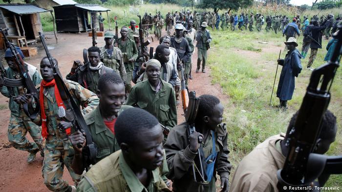 Rebellen in Südsudan (Reuters/G. Tomasevic)