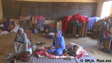 Niger Überschwemmungen in Niamey