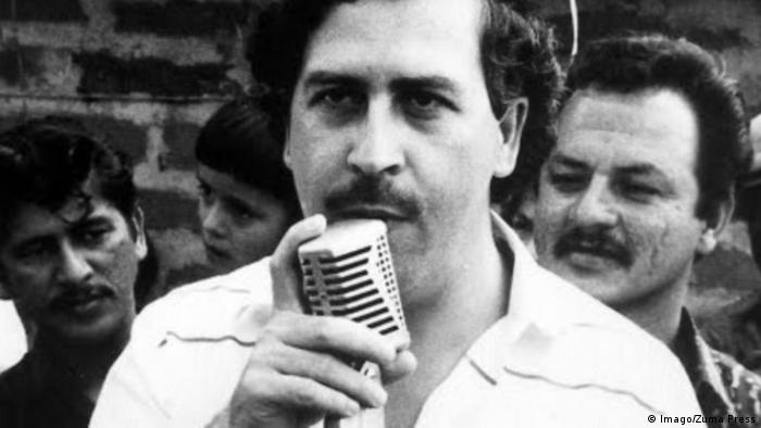 Kolumbien Drogenbaron Pablo Escobar (Imago/Zuma Press)