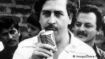 Пабло Эскобар (фото из архива)