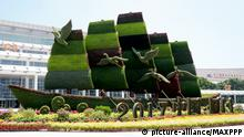 China   Xiamen bereit sich auf den 9. BRICS summit vor