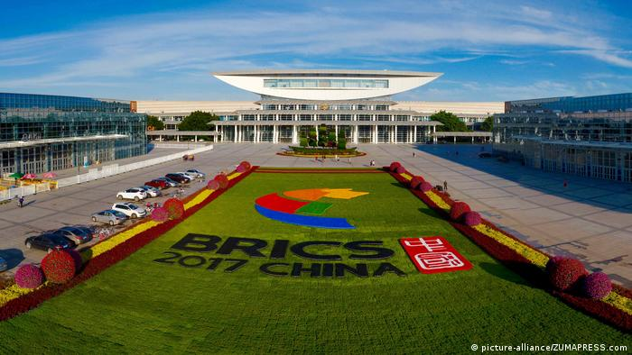 The Chinese city of Xiamen is preparing for the 9th BRICS summit