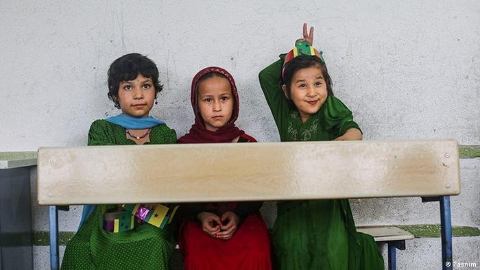 Iran KW35 Schulkinder