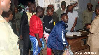 Des activistes anglophones libérés de la prison centrale de Yaoundé.