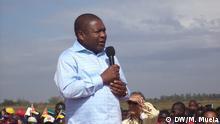 Filipe Nyusi Präsident Mosambik
