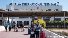 Türkei Antalya International Airport