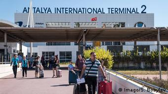 Türkei Antalya International Airport