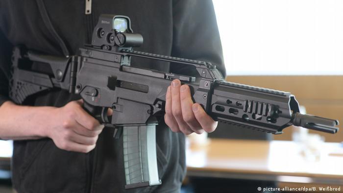 Sturmgewehr HK 36