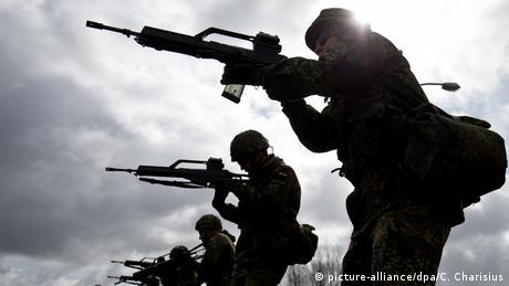 DW: Πόσο αξιόμαχος είναι ο γερμανικός στρατός;