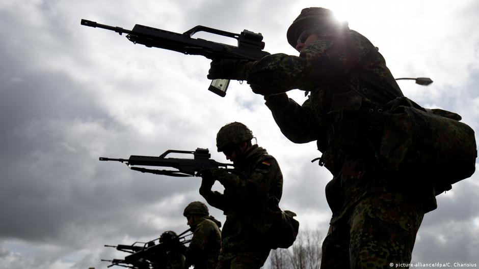 German military: 200 soldiers classified as far-right extremists since 2008