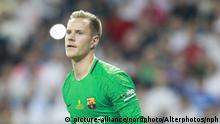 Supercup 2017 - Real Madrid vs FC Barcelona - Andre Ter Stegen