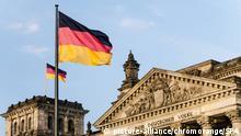 Deutschland - Deutscher Bundestag