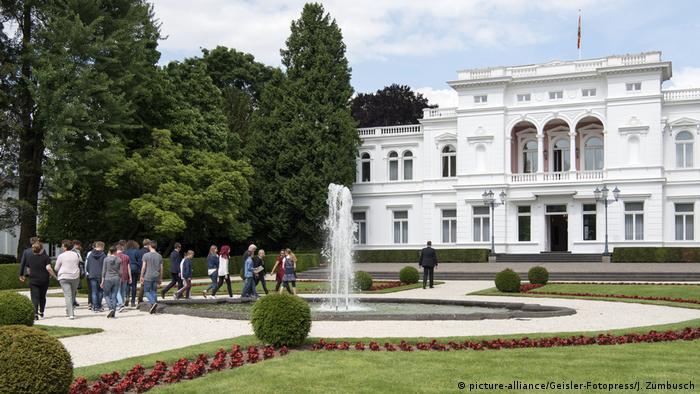 Villa Hammerschmidt, Bonn