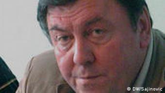 Politički analitičar, profesor Miodrag Živanović