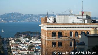 Российское консульство в Сан-Франциско