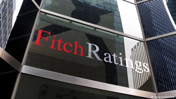 Fitch ratings agency office in New York City