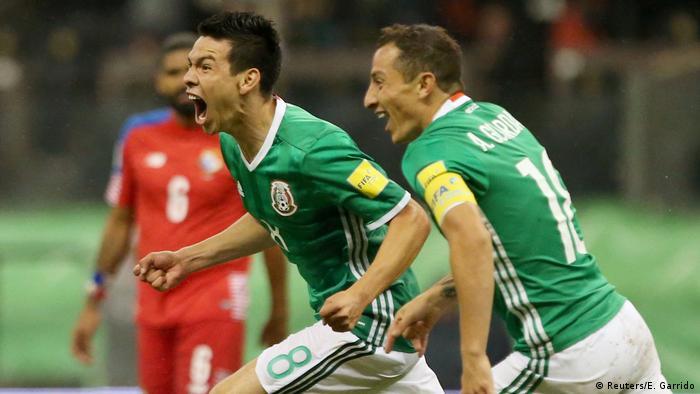 Fußball WM Qualifikation | Mexiko vs. Panama (Reuters/E. Garrido)