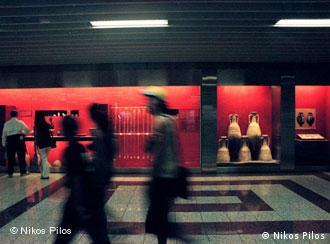 Οι μίζες λέγεται ότι δόθηκαν για μελέτες του μετρό