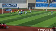 Fußball WM Qualifikation Kap Verde - Südafrika