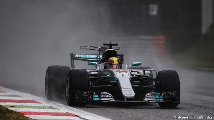 Formel 1 Italien Grand Prix Qualifying Monza (picture alliance/empics)