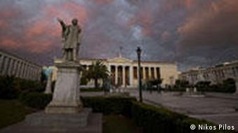 Griechenland Land und Leute Athen Universität