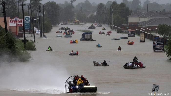 USA Hurrikan Harvey   Rückblick (Reuters/A. Latif )